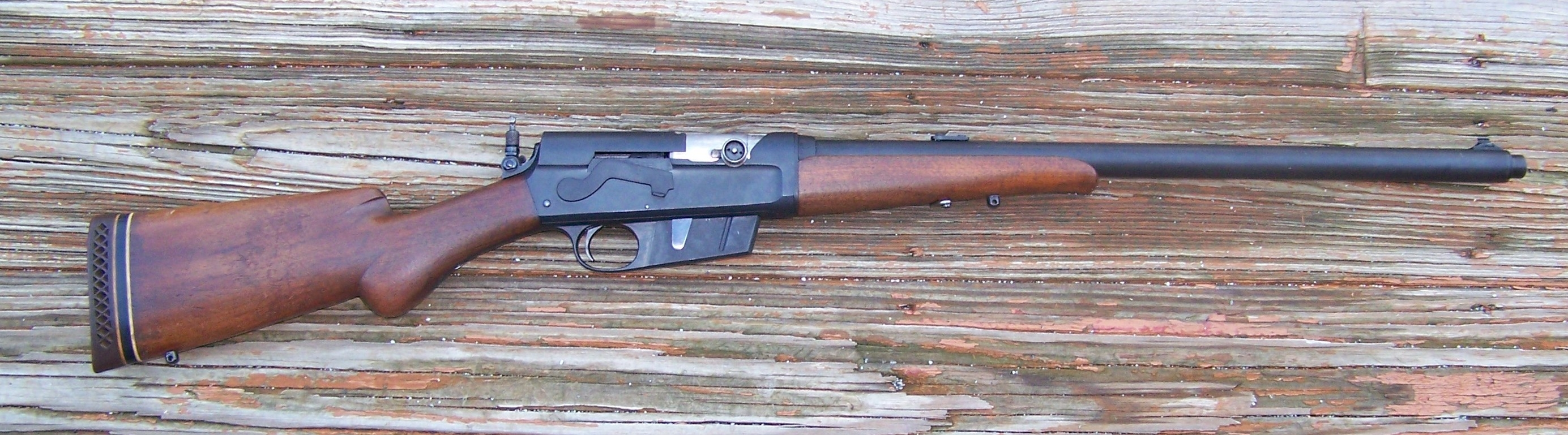 The Remington Model 8 is a rifle with many good features and a timeless  quality.