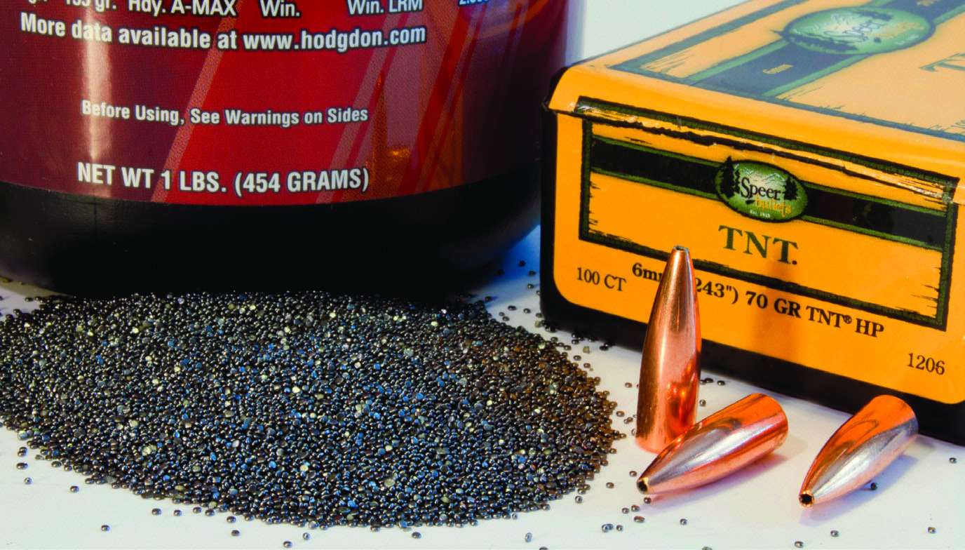 Hodgdon Superformance Powder | Load Data Article