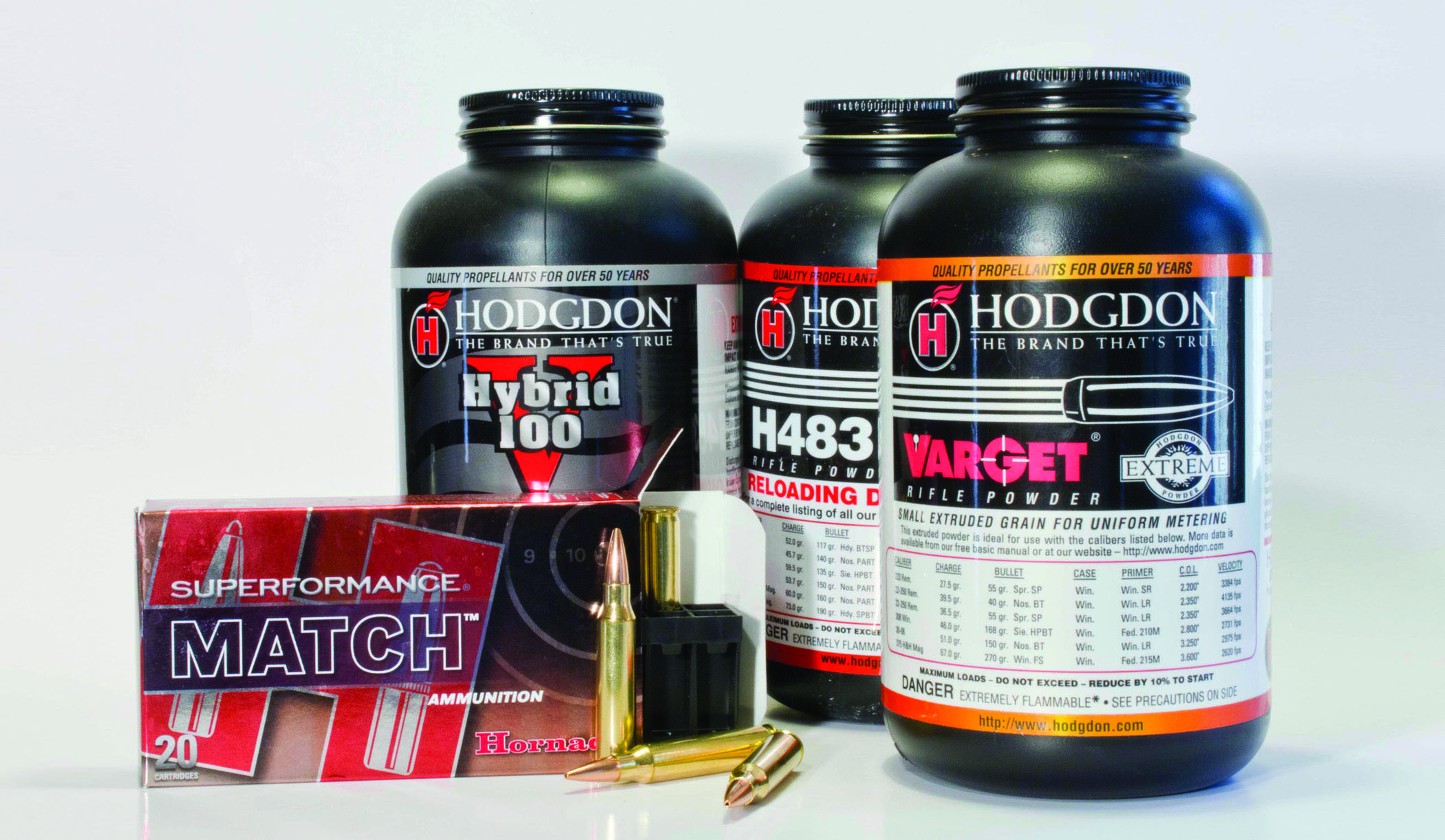 Hornady Load Data With Superformance Ammunition | Load Data
