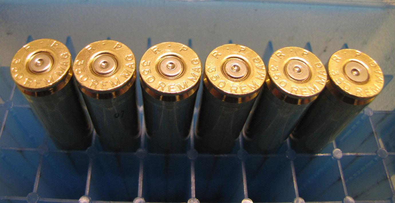 350 Remington Magnum | Load Data Article