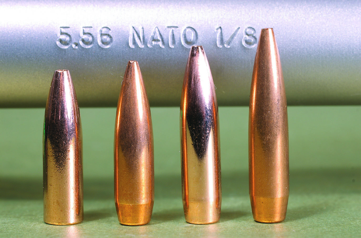 Twist Rate for Long Bullets in the  223 Remington | Load