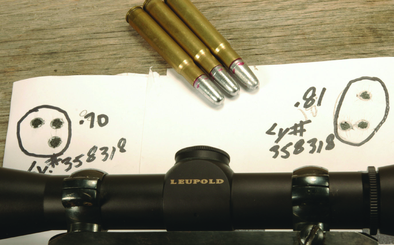 Cast Bullets Worthy of the Whelen | Load Data Article