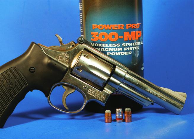 Alliant Power Pro 300-MP Magnum Pistol   Load Data Article