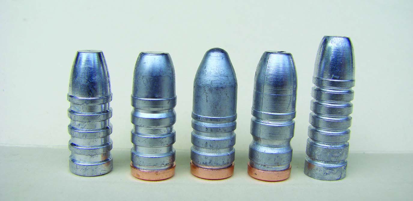 Cast Bullets for the  32-40 | 32 40 Load Data | Load Data Article