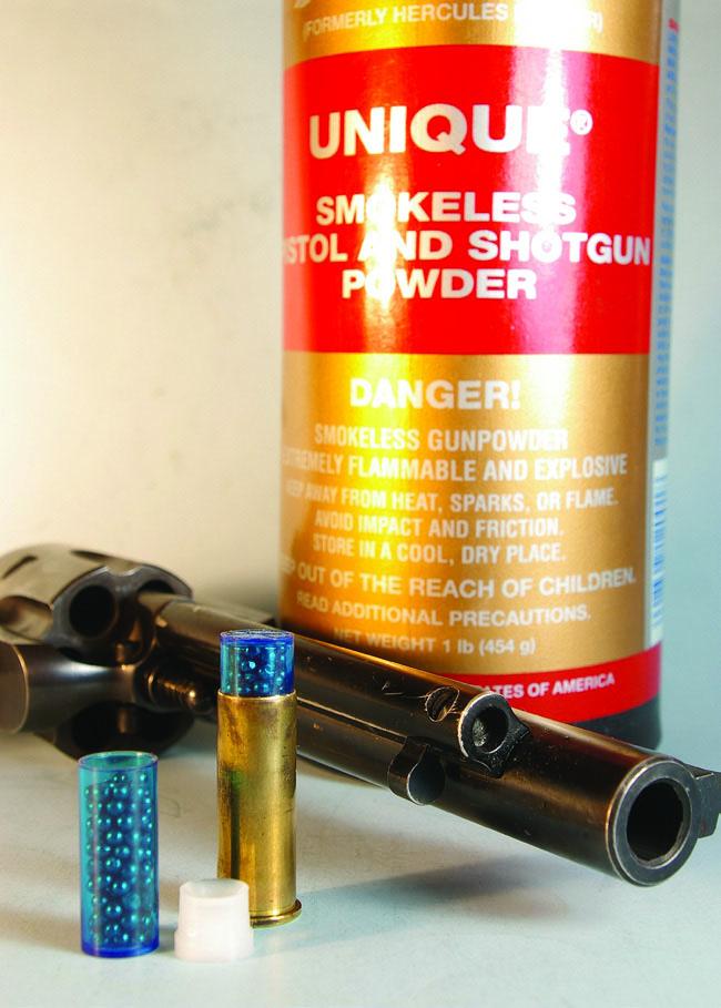 Handloading Handgun Shotshells   Load Data Article