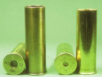 Handloading Brass Shotshells Pt  2 | Load Data Article
